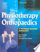 Physiotherapy In Orthopaedics Book PDF
