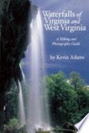Waterfalls of Virginia and West Virginia