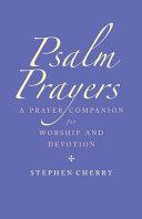 Psalm Prayers