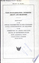 NATO Standardization  Interoperability and Readiness