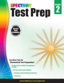Spectrum Test Prep  Grade 2