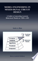 Model Engineering in Mixed Signal Circuit Design Book