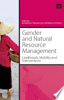 Gender and Natural Resource Management