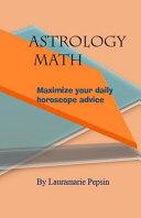 Astrology Math