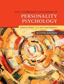 The Cambridge Handbook of Personality Psychology
