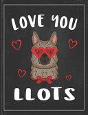 Love You Llots Book