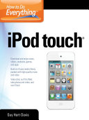 How to Do Everything iPod Touch [Pdf/ePub] eBook