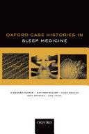 Oxford Case Histories in Sleep Medicine Pdf/ePub eBook