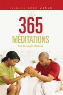 Pdf Les 365 Meditations Telecharger