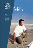The One Year Mini For Men Book