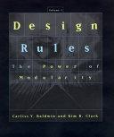 Design Rules  Volume 1