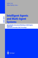 Pdf Intelligent Agents and Multi-Agent Systems