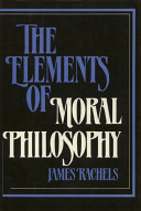 The Elements of Moral Philosophy Book