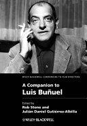 A Companion to Luis Buñuel Pdf/ePub eBook
