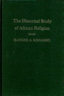 The Historical Study of African Religion