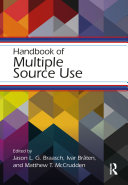 Handbook of Multiple Source Use Pdf/ePub eBook