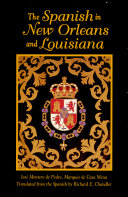 The Spanish in New Orleans and Louisiana Pdf/ePub eBook