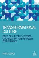 Transformational Culture Pdf/ePub eBook