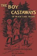 The Boy Castaways of Black Lake Island