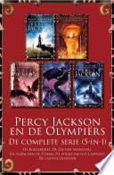 Percy Jackson En De Olympi Rs De Complete Serie 5 In 1