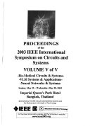 IEEE International Symposium on Circuits and Systems