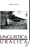 2001 - Vol. 37, No. 1