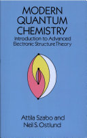 Modern Quantum Chemistry [Pdf/ePub] eBook