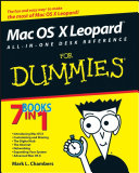 Mac OS X Leopard All in One Desk Reference For Dummies