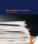 Questioned Documents Book
