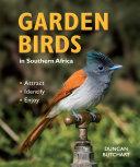 Garden Birds in Southern Africa