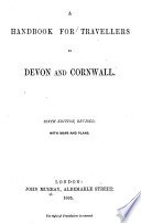 A Hand-Book for Travellers in Devon & Cornwall. With maps