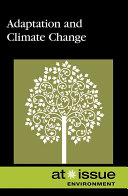 Adaptation and Climate Change