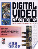 Digital Video Project Book   With 12 Projects and