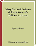 Mary McLeod Bethune and Black Women s Political Activism