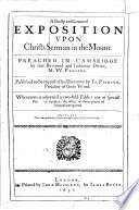 The Workes of     W  Perkins  The Third and Last Volume  Newly Corrected and Amended  Etc
