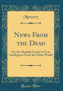 News From the Dead