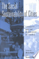 The Social Sustainability Of Cities Book PDF