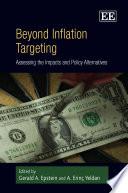 Beyond Inflation Targeting