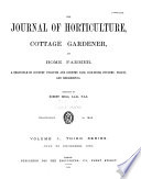 The Journal of Horticulture, Cottage Gardener, and Home Farmer