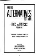 Sexual Alternatives for Men Book