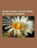 Short Story Collections by Agatha Christie