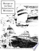 History of the Gulf Intracoastal Waterway