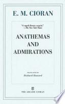 Anathemas and Admirations