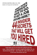 What Does Somebody Have to Do to Get A Job Around Here? Pdf/ePub eBook