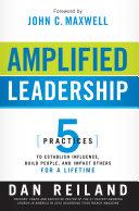 Amplified Leadership [Pdf/ePub] eBook