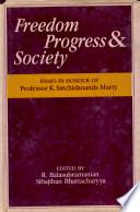 Freedom, Progress, and Society