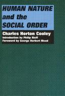 Human Nature and the Social Order Pdf/ePub eBook