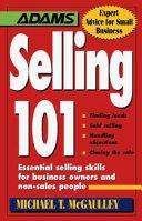 Selling 101 PDF