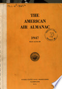 The American Air Almanac Book