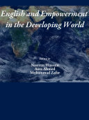 English and Empowerment in the Developing World
